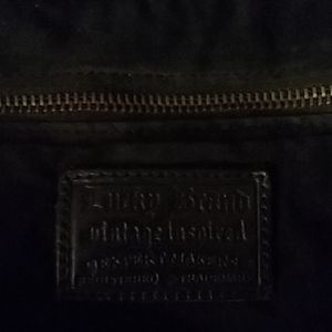 Lucky Brand Vintage Leather Purse